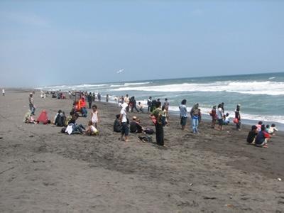 Pesona Pantai Glagah Indah Di Jogja Yogyakarta Yoshiewafa