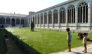 Camposanto Monumentale o Cementerio Monumental.