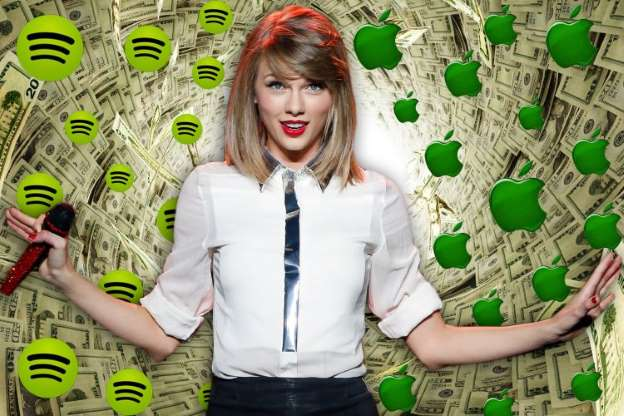 Taylor Swift Reportedly Planning to Launch Her Own Music Streaming Service