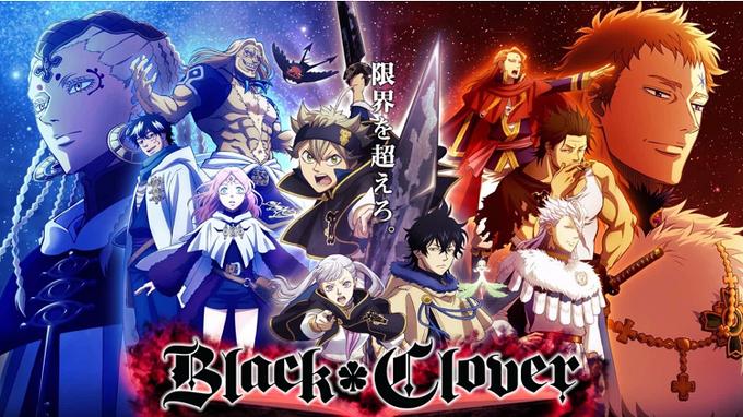 Daftar Episode Black Clover