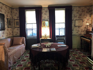 Carlyles House Parlour