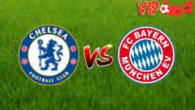 مشاهدة مباراة تشيلسي وبايرن ميونخ اليوم بث مباشر في دوري ابطال أوروبا