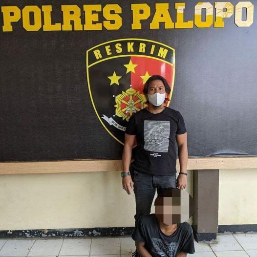 Aniaya Seorang Wanita, Pria Ini Diringkus Resmob Polres Palopo