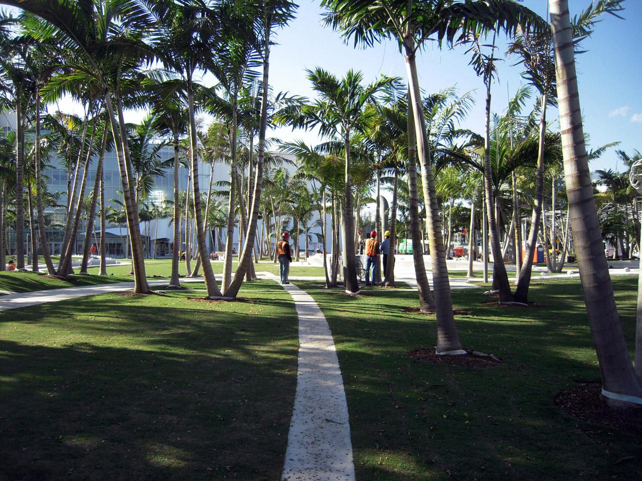 Miami Beach Soundscape Lincoln Park By West 8 Housevariety