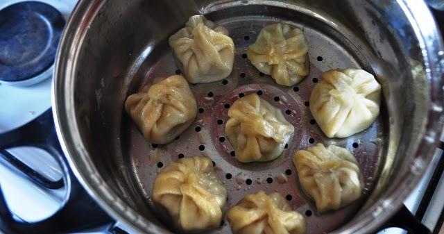 Studnia Miodu Kuchnia Swiata Nepalskie Pierozki Momo Z Miesem