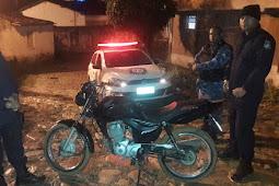 Guarda Municipal de Maruim recupera veículo com restrição de roubo