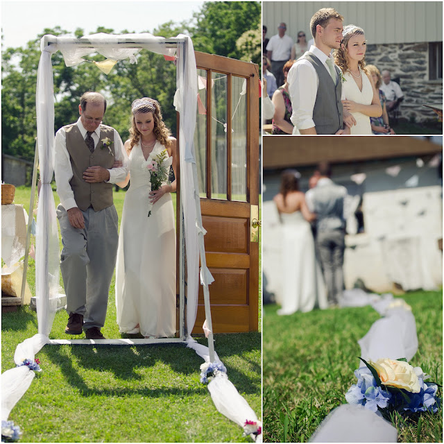 """Modern+outdoor+diy+do+it+yourself+colorful+rainbow+handmade+wedding+casual+offbeat+modern+rustic+shabby+chic+vintage+pin+wheels+Michelle+Zahn+Photography+4 - Pennsylvania knows how to """"Do It"""""""