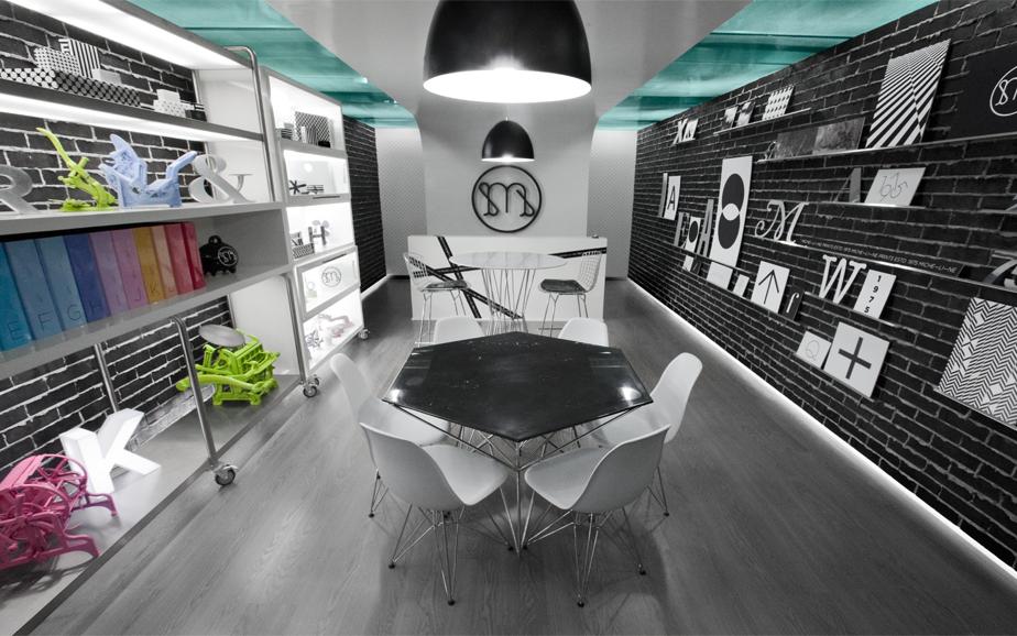 Small Bathroom Ideas: Retail Interior Design | Micheline ...