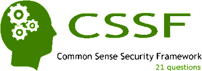 Common Sense Security Framework