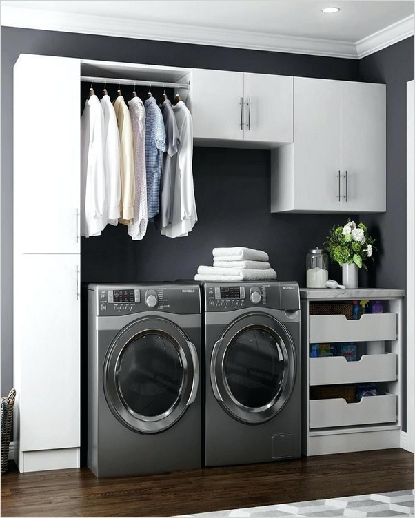 Laundry Room Cabinets Ikea Home Interior Exterior Decor Design Ideas