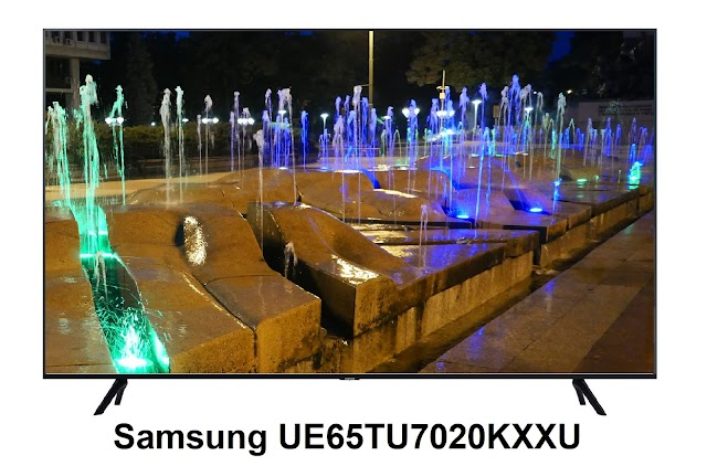 Samsung UE65TU7020KXXU 4k Smart TV