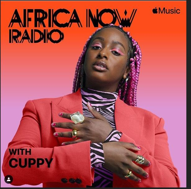 Apple Announces DJ Cuppy As Their First Ever African Radio Host