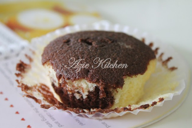 Moist Marble Cupcake Azie Kitchen