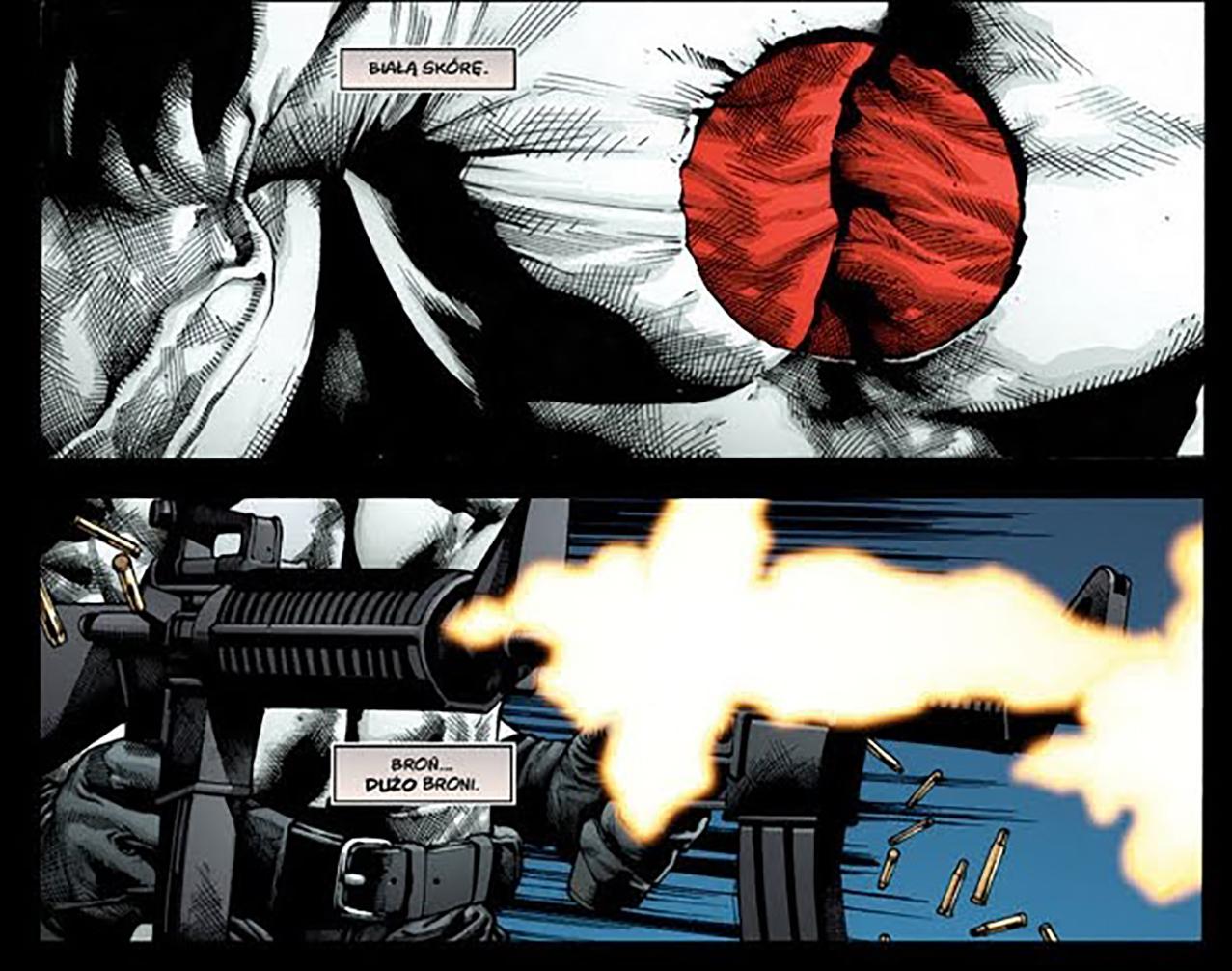 bloodshot reborn, kboom, komiks, recenzja