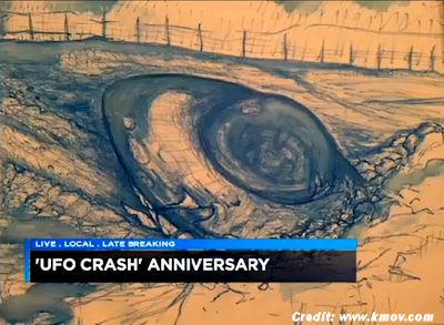UFO Crash in Cape Girardeau – 75th Anniversary