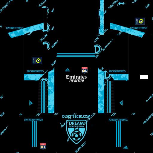 512x512 Olympique Lyonnais Kits