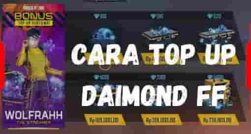 Top Up Free Fire (FF)