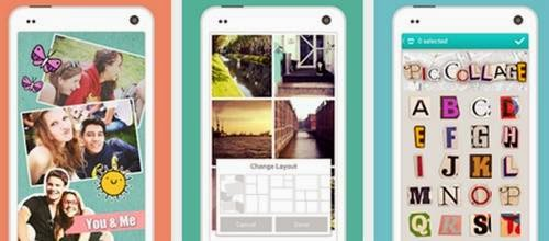Collage Foto Android Terbaik