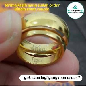 cincin tunangan murah | cincin tunangan depok