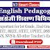English Pedagogy Notes