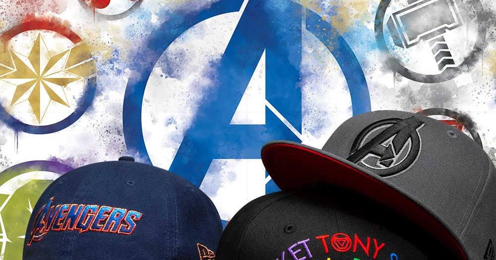 f479f2a0b The Blot Says...: Avengers: Endgame 59FIFTY Hat Collection by New ...