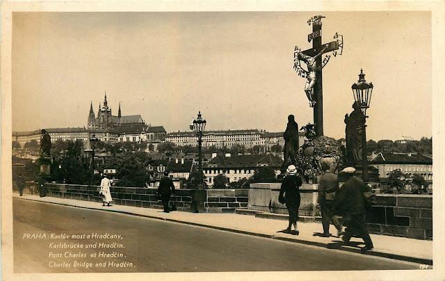 [Viajando na História] O mês de Julho na História - Início da construção da Ponte Carlos em Praga