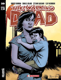 The Walking Dead #39 - Felicità
