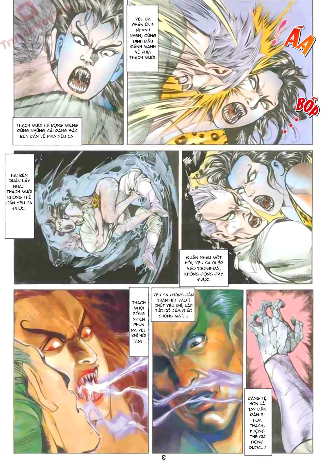 Cơ Phát Khai Chu Bản chapter 77 trang 2