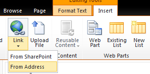 That's SharePoint: Creating bookmarks on a page in SharePoint