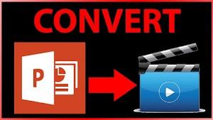 Merubah Presentasi dari Power Point menjadi Video