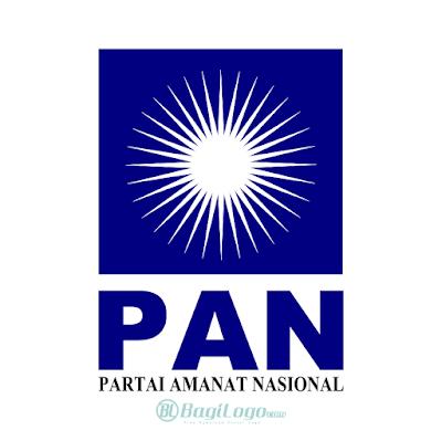 Partai Amanat Nasional Logo Vector