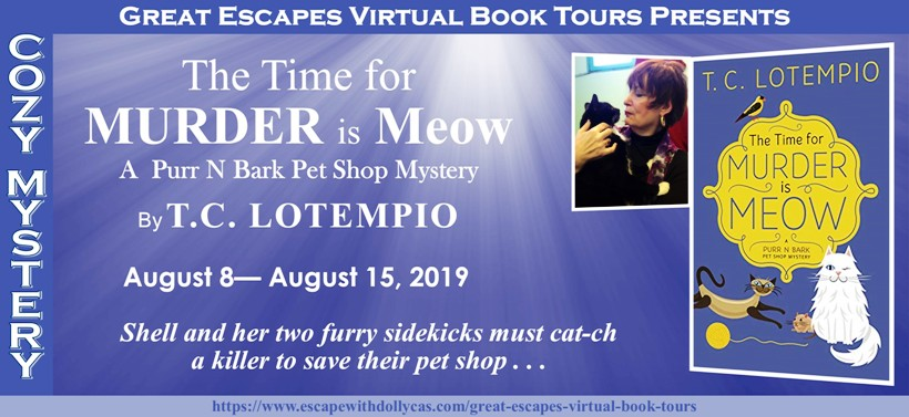 The Time for Murder is Meow – 14 August