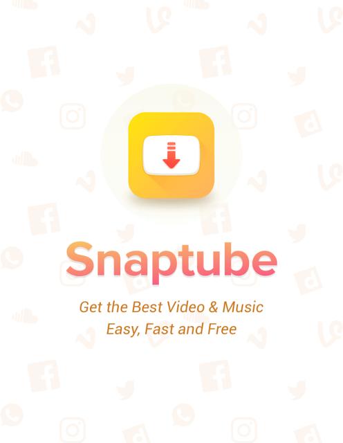 Snaptube app install -