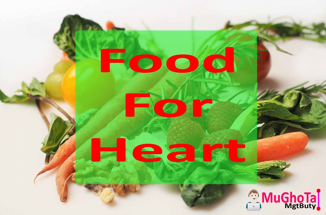 What are the best food for heart and health