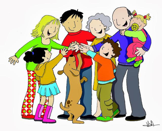 Derecho familiar y familia