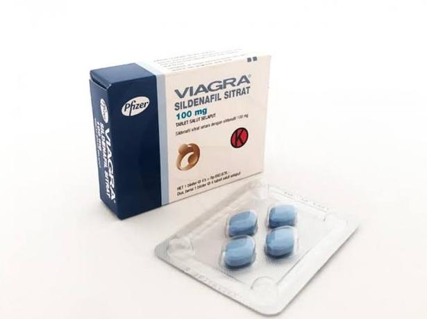 Viagra sebagai Obat Kuat