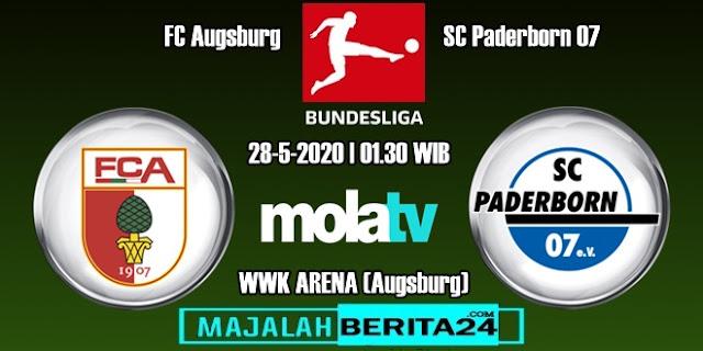Prediksi FC Augsburg vs SC Paderborn