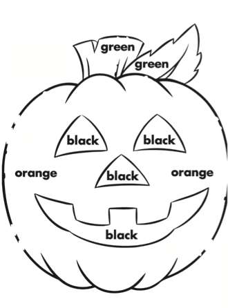 Inglés para niños: THIS IS MY FAVORITE PUMPKIN SONG