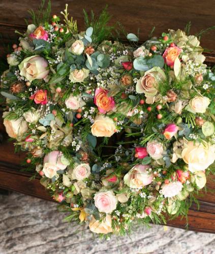 Gerwyn S Story Of Life Funeral Flowers