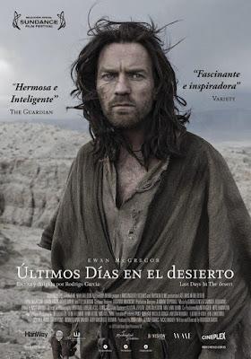 Last Days In The Desert [Latino]