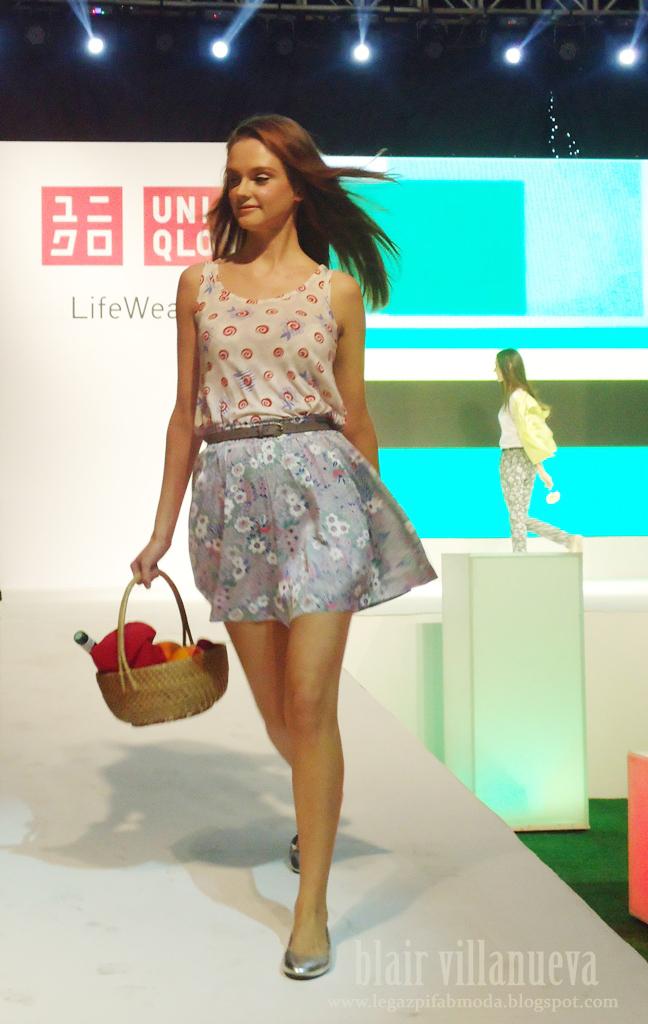 UNIQLO Philippines Spring Summer 2013 Fashion Show
