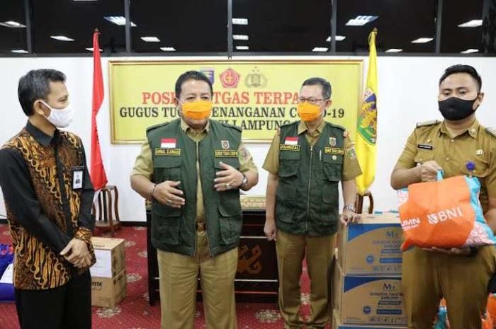 Gubernur Arinal Apresiasi Partisipasi Masyarakat dalam Penanganan Covid-19 di Provinsi Lampung