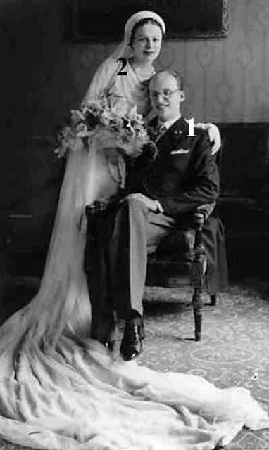 Mariage du prince Eugen d'Anhalt
