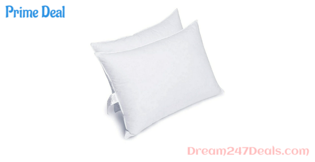 40% Off Feather pillow