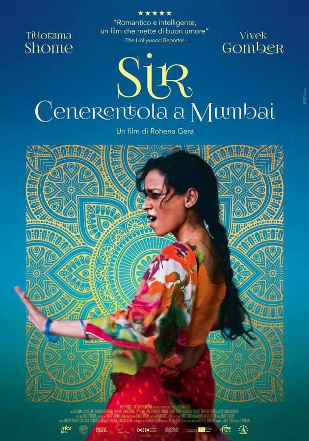 locandina film Sir Cenerentola a Mumbai