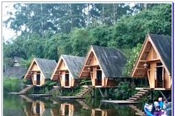 Dusun Bambu Lembang : Jalan Menuju Lokasi dan Tiket Masuk