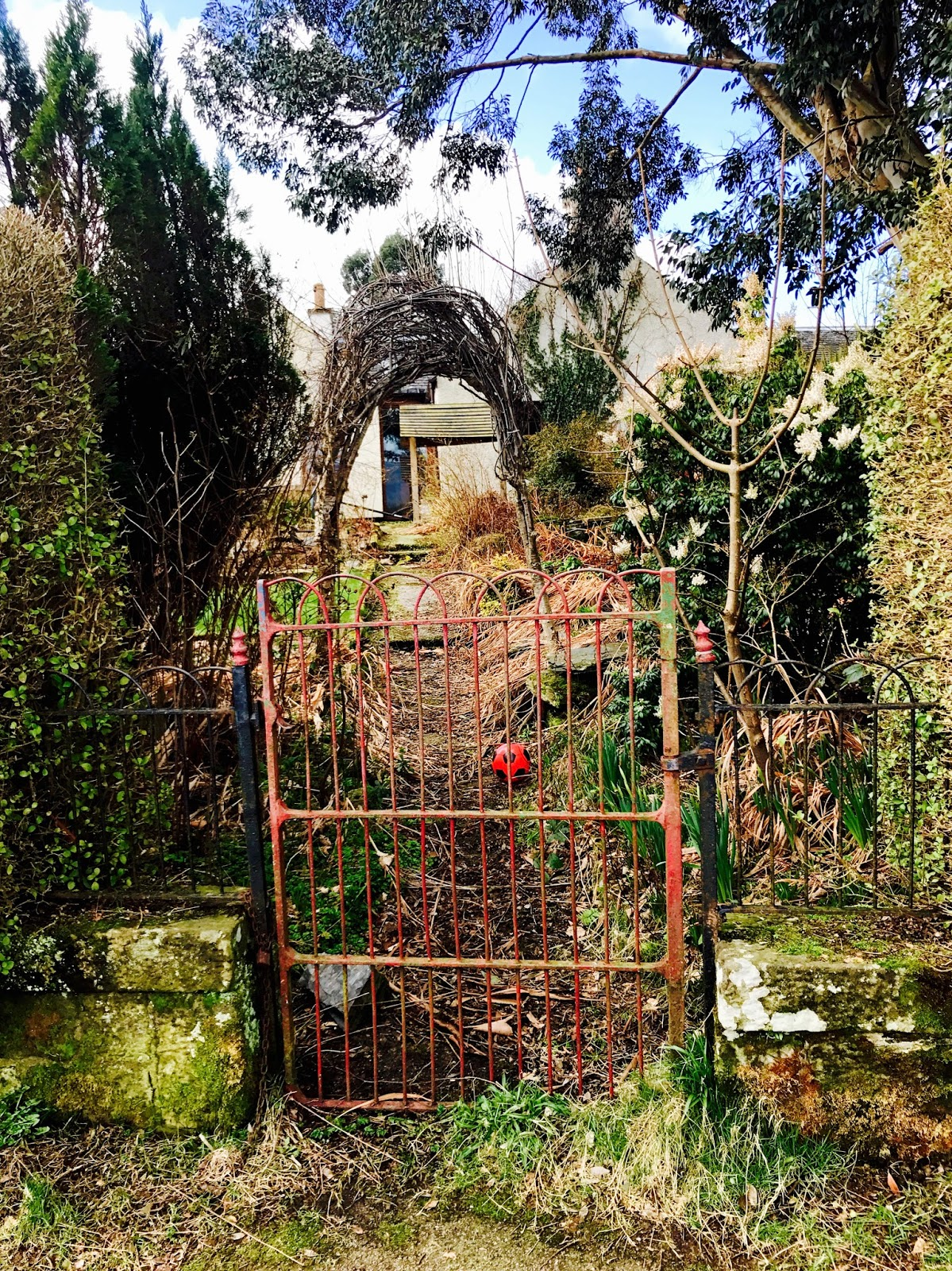 Zone Five and a Half: Garden Gates