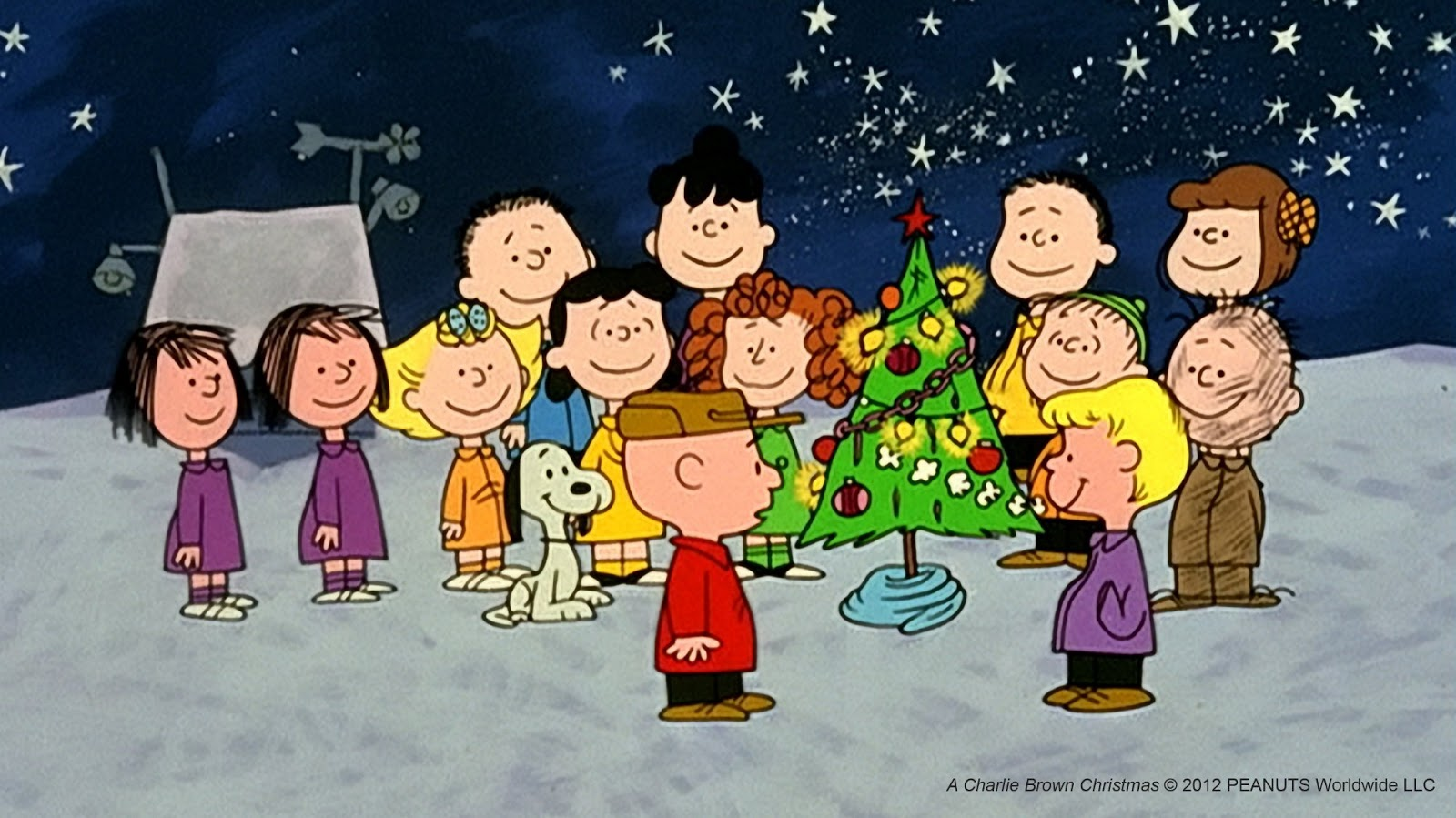 A Charlie Brown Christmas #BingeWatchWednesdays