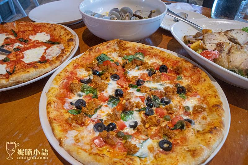 【宜蘭美食】TAVOLA pizzeria。戒不掉的宜蘭必吃窯烤披薩