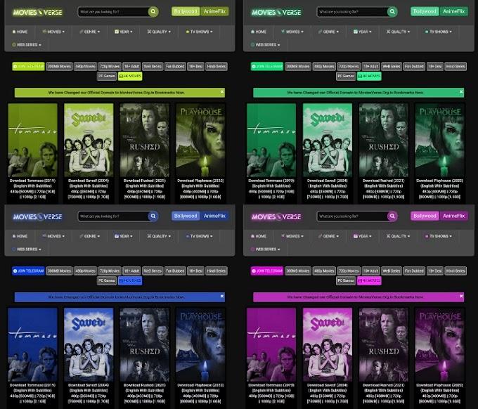 MovieVerse 2021 Full HD Movie Download 720p Website